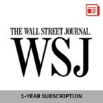 Wall Street Journal (Print) 1-Year Subscription