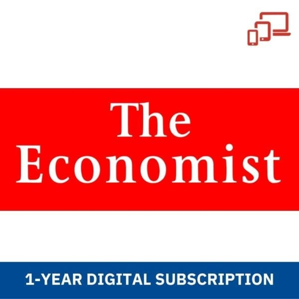 The Economist 1 Year Digital Subscription