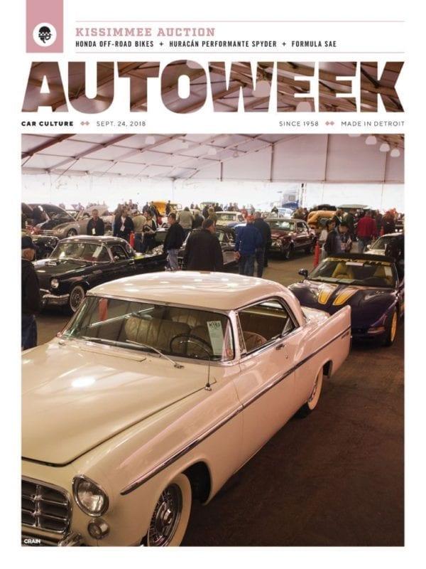 Autoweek Car Culture Magazine