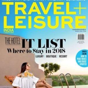 Travel Leisure Magazine
