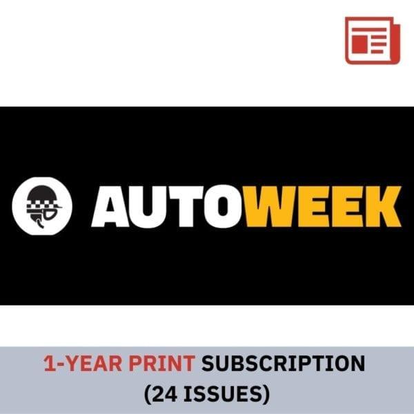 The Autoweek Magazine
