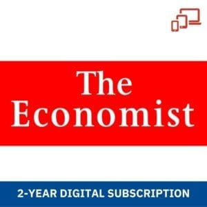 The Economist 2 Years Digital Subscription