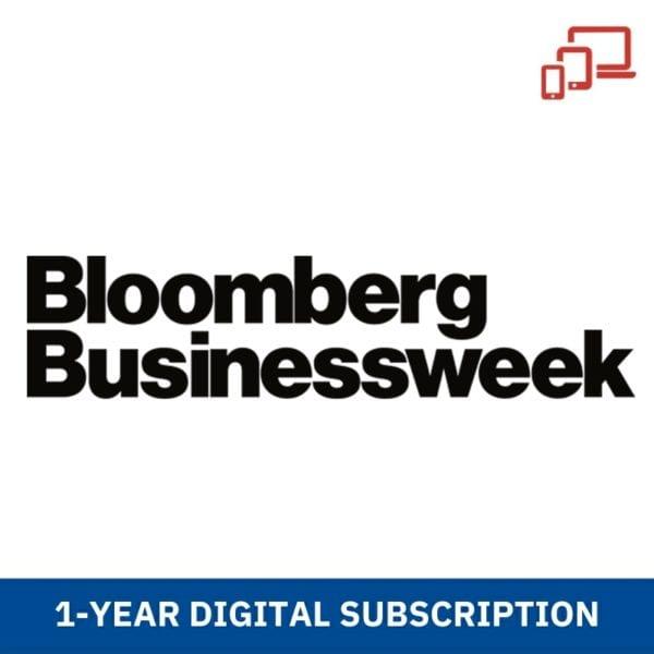 Bloomberg 1 Year Digital Subscription