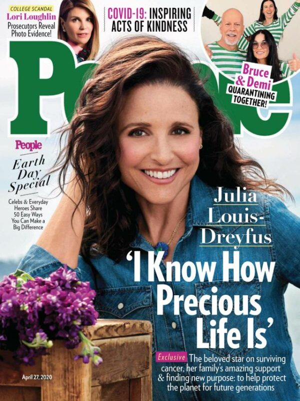 People Cover Magazine